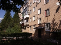 Pokhvistnevo, Lermontov st, house 16А. Apartment house