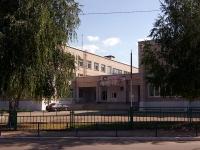 Pokhvistnevo, school №2, Lermontov st, house 18