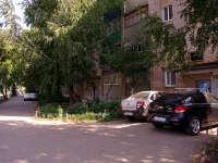 Pokhvistnevo, Lermontov st, house 26. Apartment house