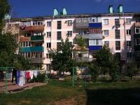 Pokhvistnevo, Lermontov st, house 27. Apartment house