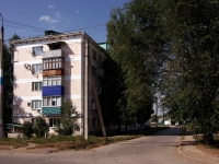 Pokhvistnevo, st Lermontov, house 27. Apartment house