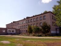 Pokhvistnevo, st Malinovsky, house 1. college