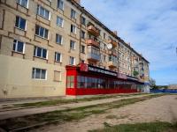 Pokhvistnevo, Matrosov st, house 9. Apartment house