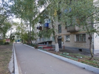 Pokhvistnevo, Mira st, house 4А. Apartment house