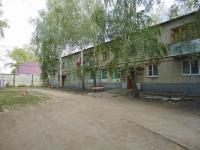 Pokhvistnevo, Mira st, house 19. Apartment house