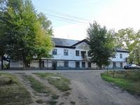 Pokhvistnevo, Novo-Polevaya st, house 37. Apartment house