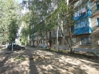 Pokhvistnevo, Novo-Polevaya st, house 47. Apartment house