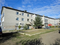 Pokhvistnevo, st Oktyabrskaya, house 66. Apartment house
