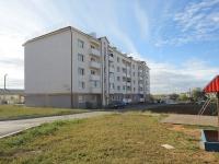 Pokhvistnevo, Orlikov st, house 1. Apartment house