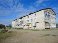 Pokhvistnevo, st Orlikov, house 6. Apartment house