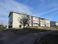 Pokhvistnevo, Orlikov st, house 6. Apartment house