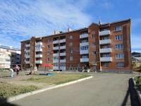 Pokhvistnevo, st Orlikov, house 9. Apartment house