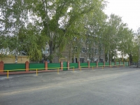 Pokhvistnevo, office building Похвистневогоргаз (филиал СВГК) , Polevaya st, house 25
