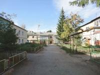 Pokhvistnevo, Polevaya st, house 41. Apartment house