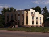 Похвистнево, улица Революционная, дом 20. строящееся здание