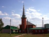 """波赫维斯特涅沃, 清真寺 """"Похвистневская соборная мечеть"""", Revolutsionnaya st, 房屋 18"""