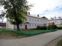 Pokhvistnevo, Revolutsionnaya st, house 155. Apartment house