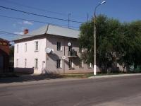 Похвистнево, улица Революционная, дом 155. многоквартирный дом