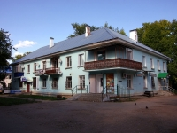 Pokhvistnevo, Revolutsionnaya st, house 159. Apartment house