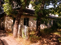 Pokhvistnevo, Revolutsionnaya st, house 161. vacant building