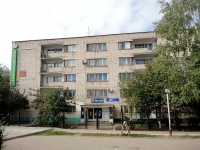 Pokhvistnevo, Revolutsionnaya st, house 163. Apartment house