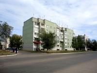 Похвистнево, улица Революционная, дом 169. многоквартирный дом