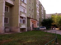 Pokhvistnevo, Revolutsionnaya st, house 169. Apartment house