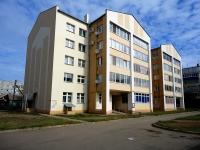 Похвистнево, улица Свирская, дом 4А. многоквартирный дом