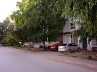 Pokhvistnevo, Svirskaya st, house 5. Apartment house