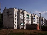 Похвистнево, улица Свирская, дом 5. многоквартирный дом