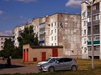 Похвистнево, улица Свирская, дом 7. многоквартирный дом