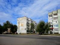 Pokhvistnevo, Svirskaya st, house 1. Apartment house