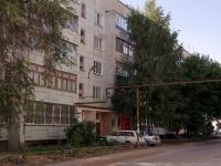 波赫维斯特涅沃, Svirskaya st, 房屋 1. 公寓楼