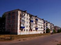 Похвистнево, улица Строителей, дом 3. многоквартирный дом