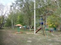 Похвистнево, улица Шевченко, дом 16. многоквартирный дом