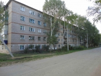 Pokhvistnevo, Shevchenko st, house 16. Apartment house