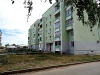 Pokhvistnevo, Shkolnaya st, house 9. Apartment house