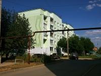 Похвистнево, улица Школьная, дом 9. многоквартирный дом