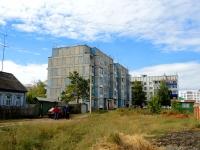 Похвистнево, улица Школьная, дом 10. многоквартирный дом