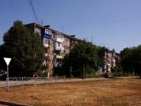 Кинель, улица 27 Партсъезда, дом 5. многоквартирный дом