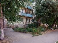 Кинель, улица 27 Партсъезда, дом 4. многоквартирный дом