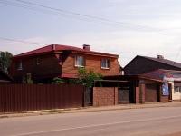 Кинель, улица 50 лет Октября, дом 63А. индивидуальный дом