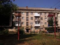 Кинель, улица 50 лет Октября, дом 96. многоквартирный дом