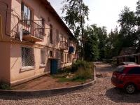 Kinel, 50 let Oktyabrya st, house 86. Apartment house