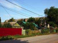 Кинель, улица Демьяна Бедного, дом 54. индивидуальный дом