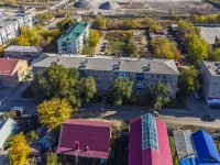 neighbour house: st. Krymskaya, house 1. Apartment house