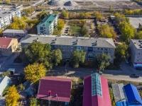 Кинель, улица Крымская, дом 1. многоквартирный дом
