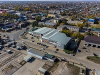"neighbour house: st. Krymskaya, house 2В. shopping center ""Леон"""