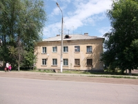 Kinel, Mayakovsky st, house 59. Apartment house