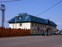 Кинель, улица Маяковского, дом 52. стадион